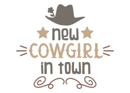 New cowgirl in town