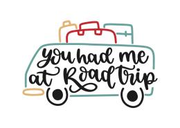 You had me at road trip