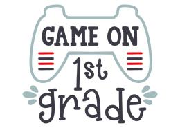 Game on 1st grade