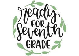 Ready for seventh grade