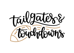 Tailgates & touchdowns