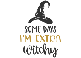 Some days i'm extra witchy