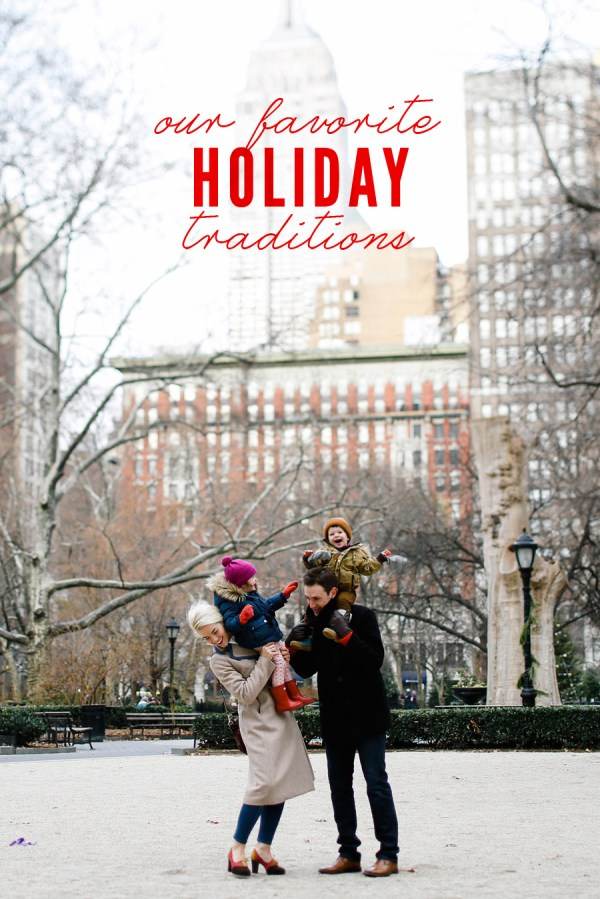 our favorite holiday traditions! - Love TazaLove Taza