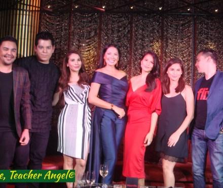 Teacher's Entertainment Port: Top Philippine Celebrities Join #TeamiFlix