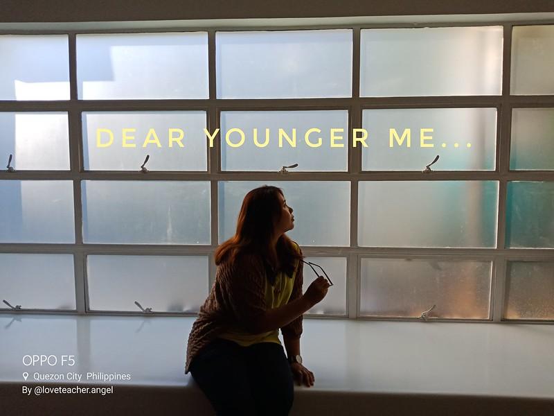 Teacher's Reflection: Dear Younger Me...