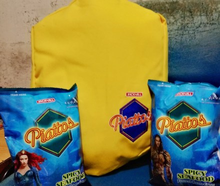 Teacher Eats: Bring the Aquaman Vibe with Limited Edition Jack 'n Jill Piattos Spicy Seafood