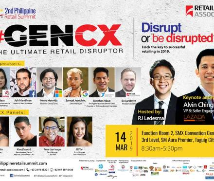 """Teacher Insights: New Generation Ahead at the 2nd Philippine Retail Summit (PRS) """"#GenCX: The Ultimate Retail Disruptor"""""""