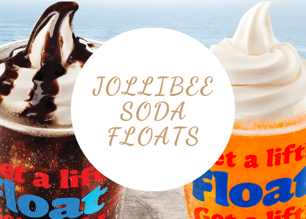 Teacher Eats: Chill Out with Jollibee's Coke and Royal Floats!