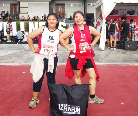 Teacher Insights: Robinsons Supermarket's Fit &Fun Wellness Buddy Run Highlights