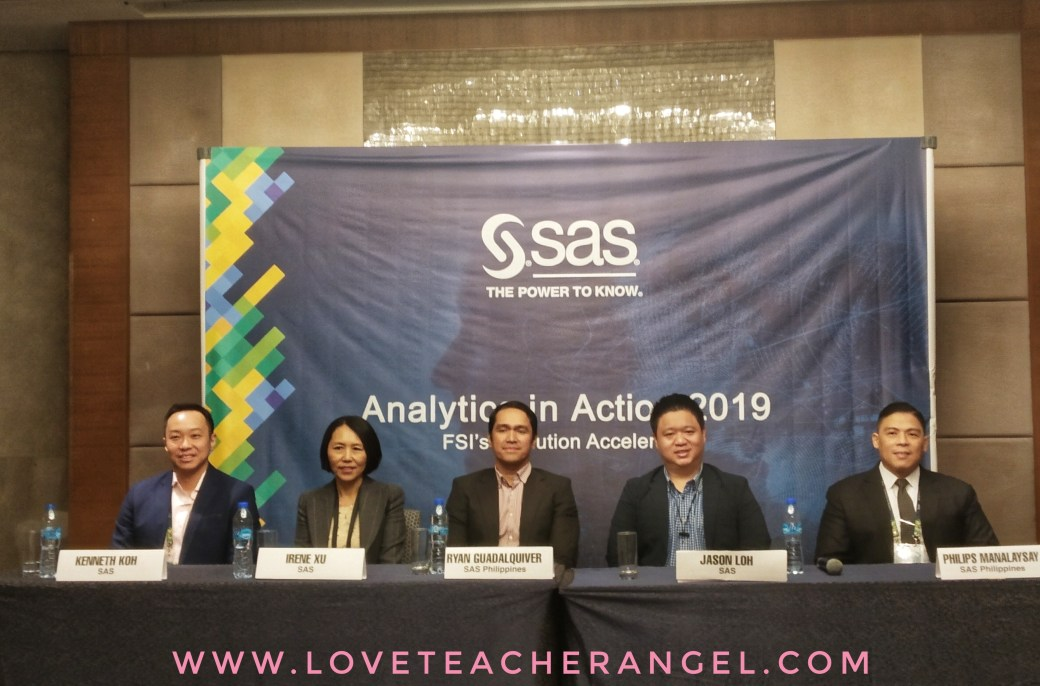 Teacher Insights: SAS Philippines Aims Strong And Effective Data Security