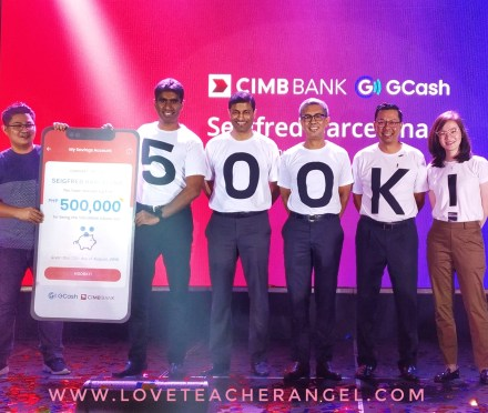 Teacher Insights: GCash and CIMB Bank PH reached 500k in less than a Year