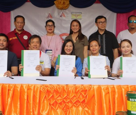 Teacher Insights: Boysen partners with QC government for DepEd anti-dengue drive