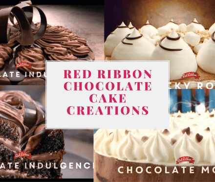 Teacher Eats: Fall in Love with Red Ribbon Chocolate Cake Creations