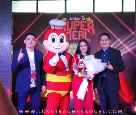 Teacher Insights: Jollibee Introduced Maja Salvador as New Jollibee Super Meal Endorser
