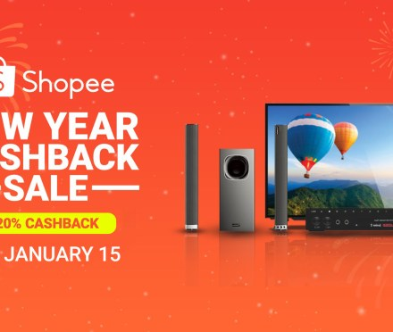 Teacher Insights: Shopee Kicks Off 2020 with Shopee New Year Cashback Sale
