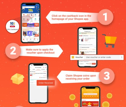 Teacher Insights: Get a BIGGER DEAL at Shopee New Year Cashback sale