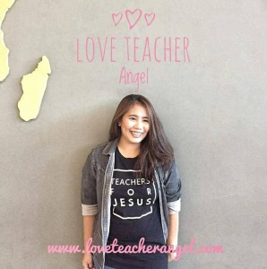 Love, Teacher Angel - Teacher for Christ
