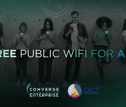 """Teacher Insights: Converge ICT Announced Completion of """"Wi-Fi For All"""" Infrastructure"""
