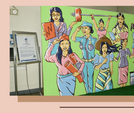 Teacher Insights: LRMC unveils art display for International Women's Month