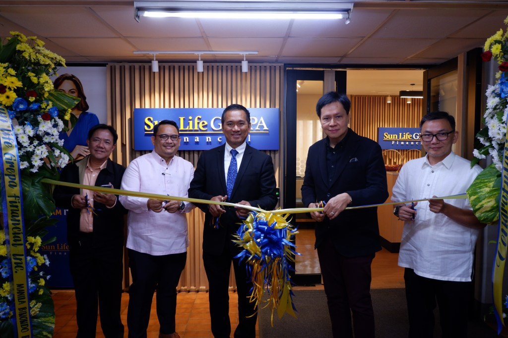 Sun Life Grepa Revitalizes Branches around the Country