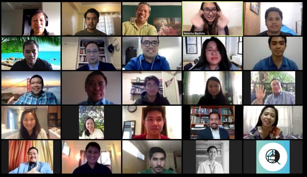 QBO's online conference Empowers Startups in the face of COVID-19
