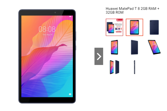 Shopee Offers Huawei tablets