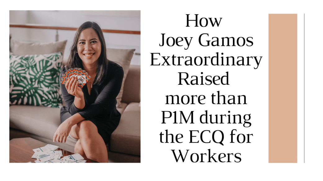 Joey Gamos Dealing with Exes