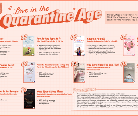 Love in the Quarantine Age