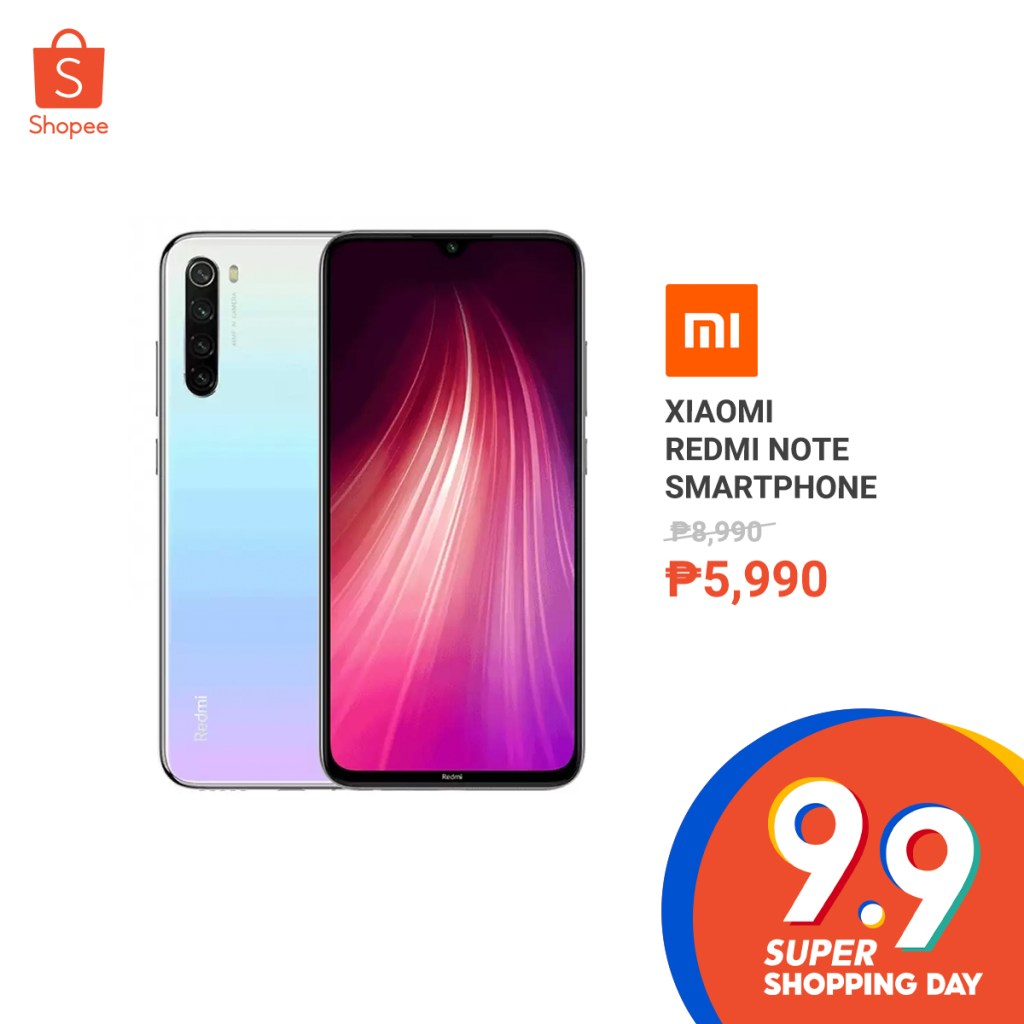 Grab These 9 Insane Deals this Shopee 9.9 Super Shopping Day