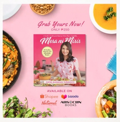 Mesa Ni Misis Launch a Healthy Cookbook on ABS-CBN Books