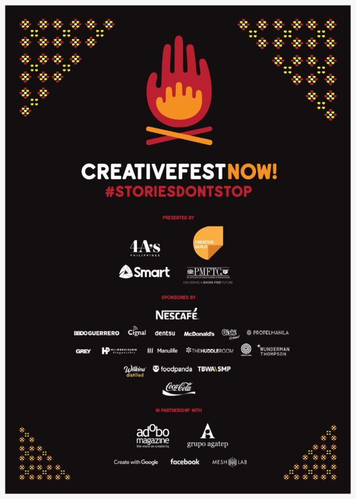CreativeFest NOW!