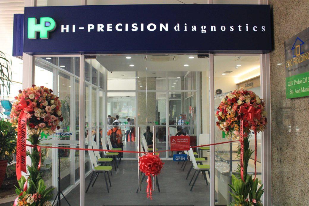 Hi-Precision Diagnostics