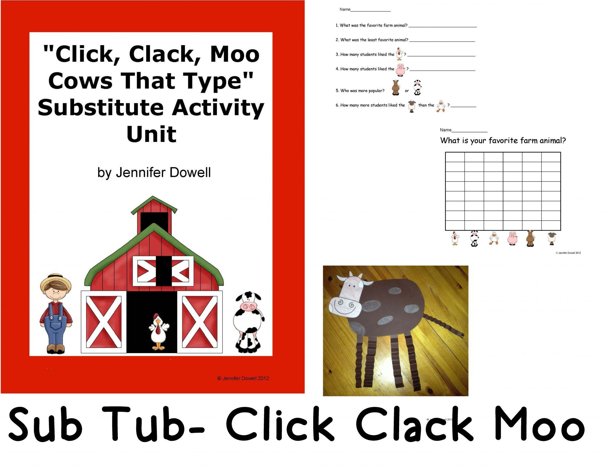 Click Clack Sub Tub