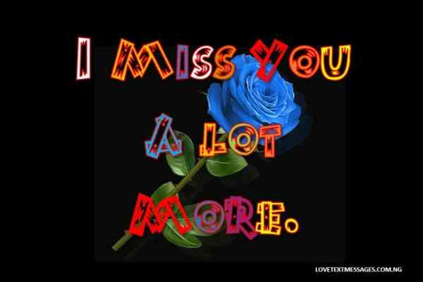 Miss You Messages for Friends