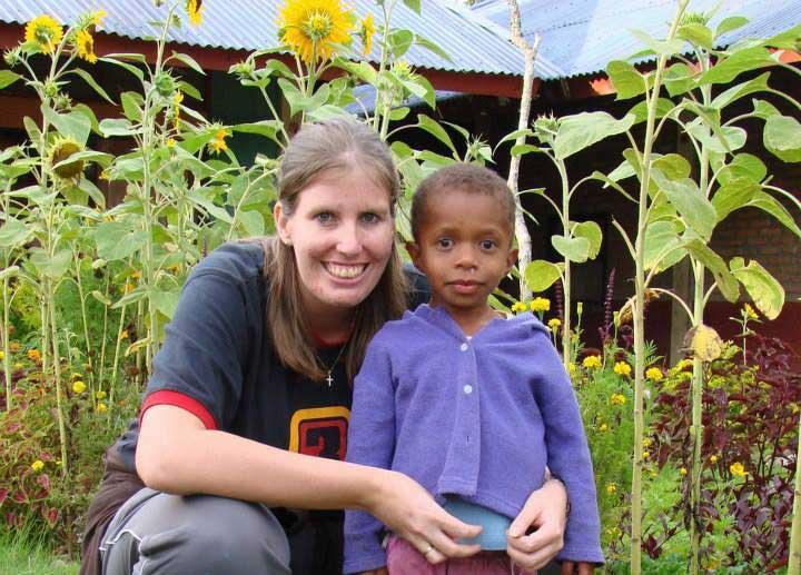 Zij inspireert: Miriam helpt de allerarmsten in de binnenlanden van Papua