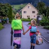 Ons Zwitserleven | Een nogal uitdagende eerste schoolweek