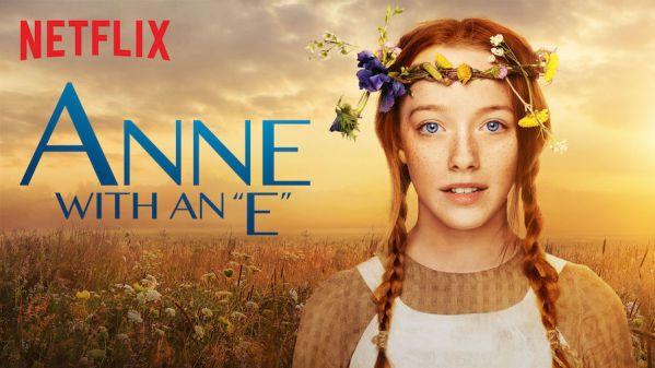 Anne with an E - netflix