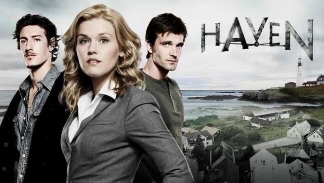 Inwoners van Haven worden geplaagd door bovennatuurlijke misère. Om de waarheid boven water te krijgen moet FBI-agent Audrey Parker in haar eigen bizarre verleden duiken.