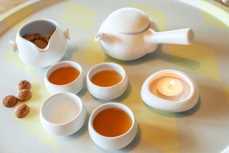 Oosters theeservies Zens