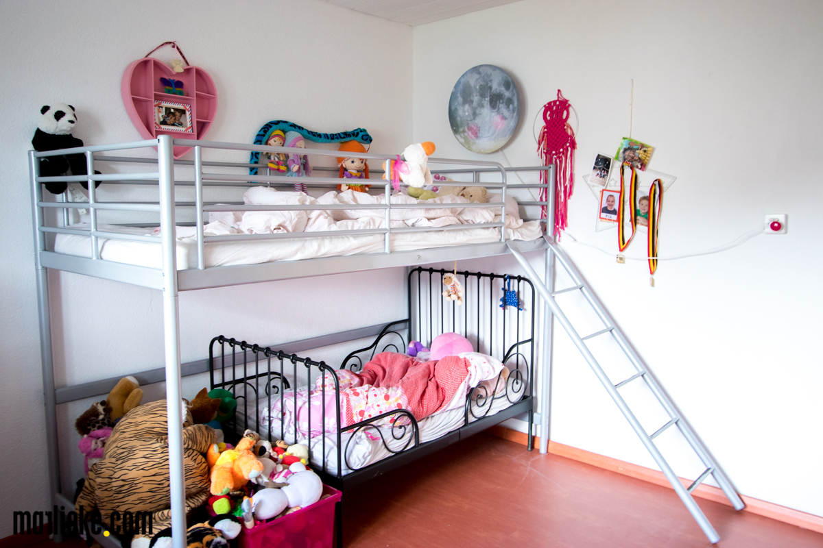 Project meidenkamer voor fenne mama maai