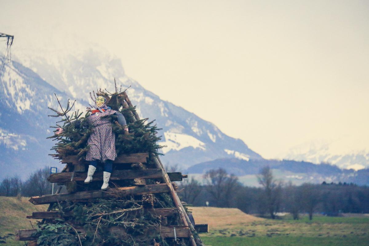 Funken in Oostenrijk | koblach