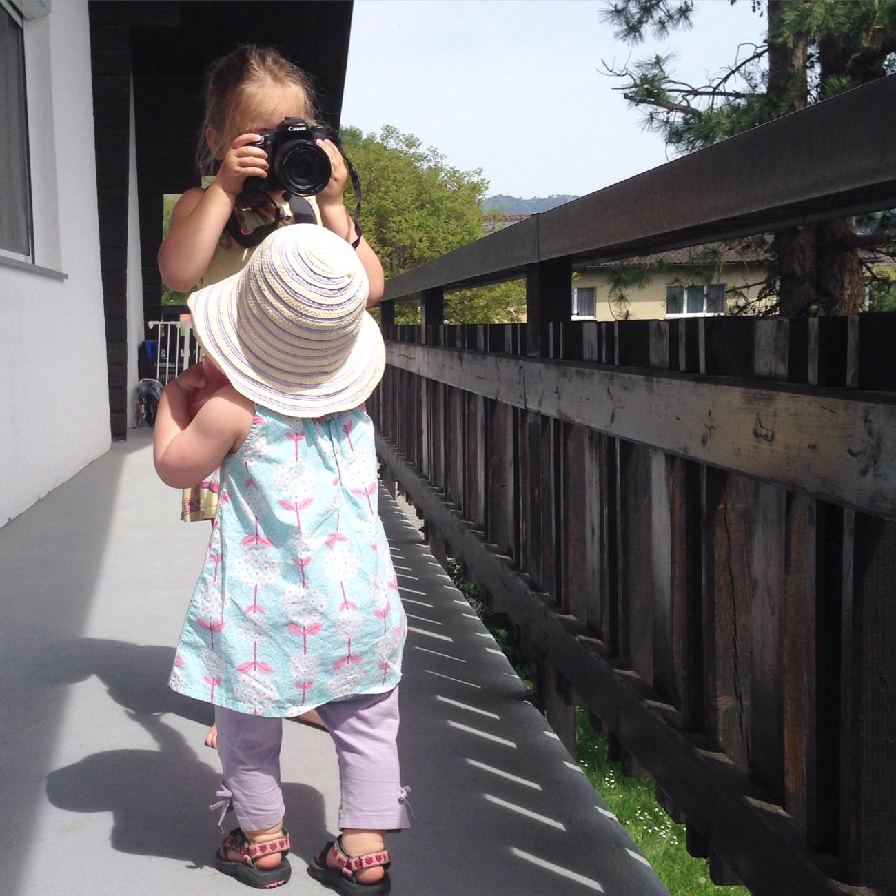 Onze fotograaf!