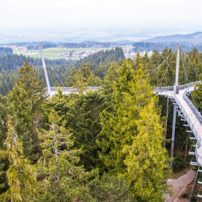 natuurbelevenispark Skywalk Allgäu