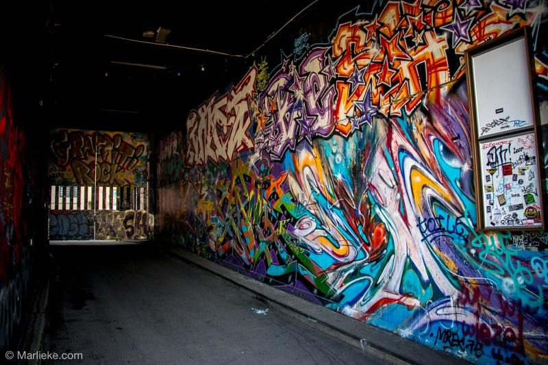 Berlijn Graffiti