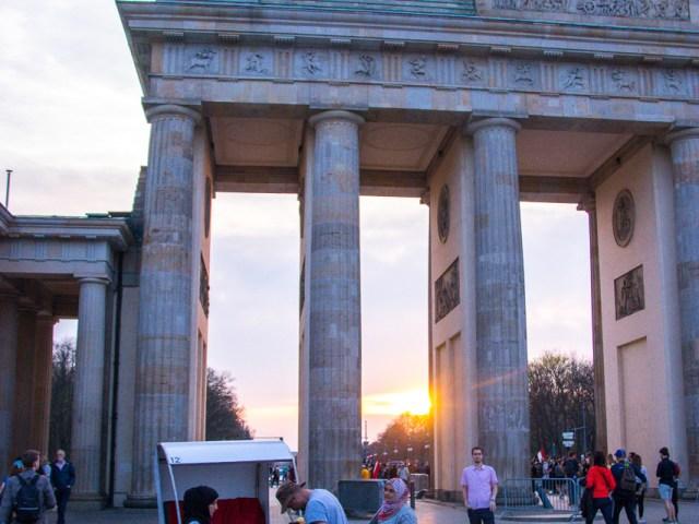 Berlijn Brandenburger Tor
