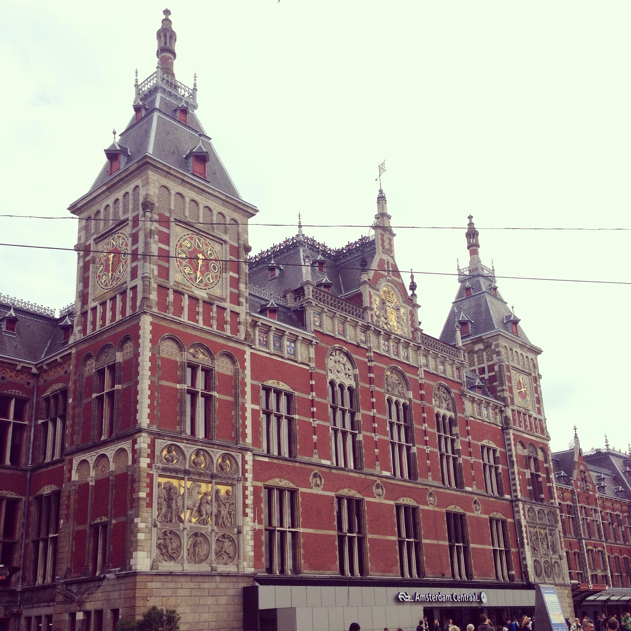 Ik vind Amsterdam zo leuk!