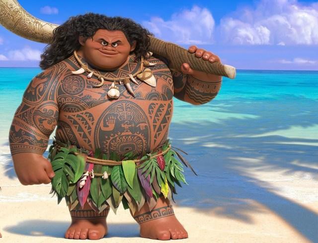 Waar zijn de tepels van Maui?