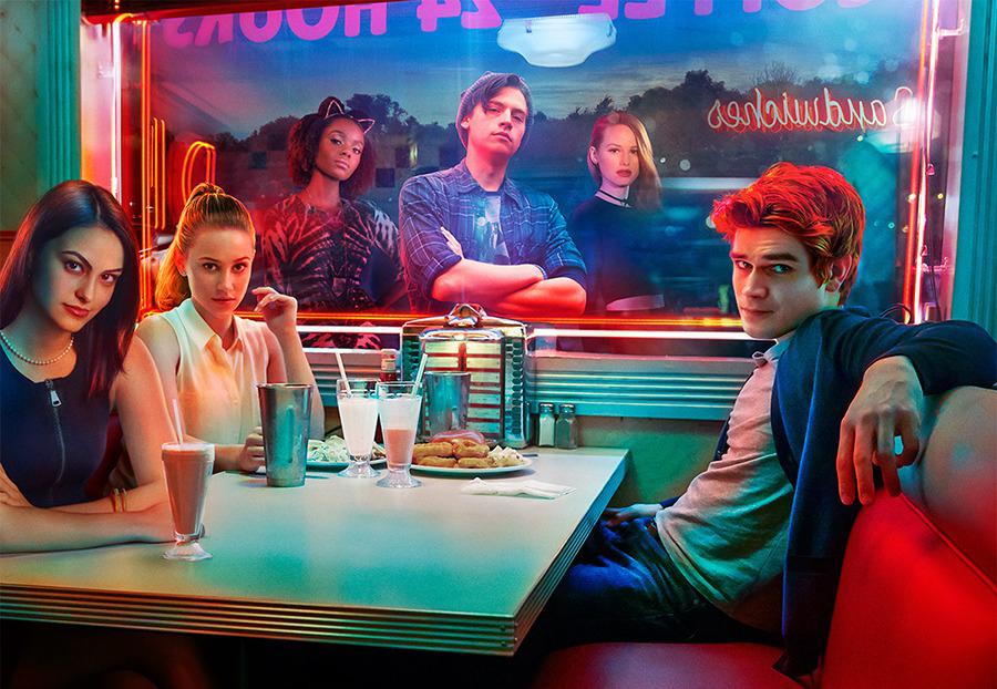 Nieuwste series op Netflix   The Good Witch, Riverdale & Greenleaf