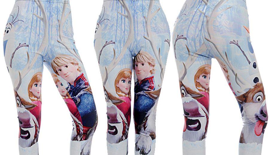 frozen-legging
