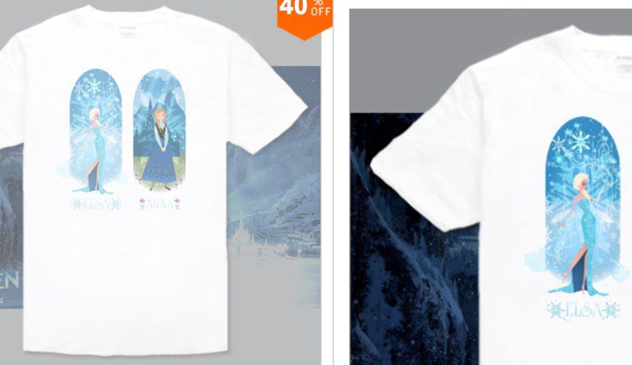 frozen-tshirt
